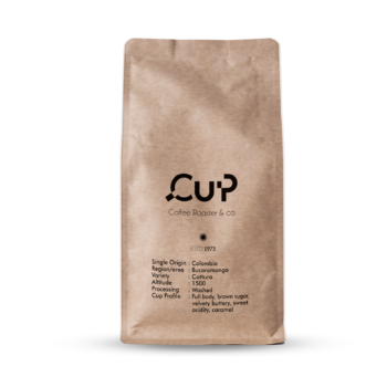 CUP SINGLE ESTATE COLOMBIA BUCARAMANGA