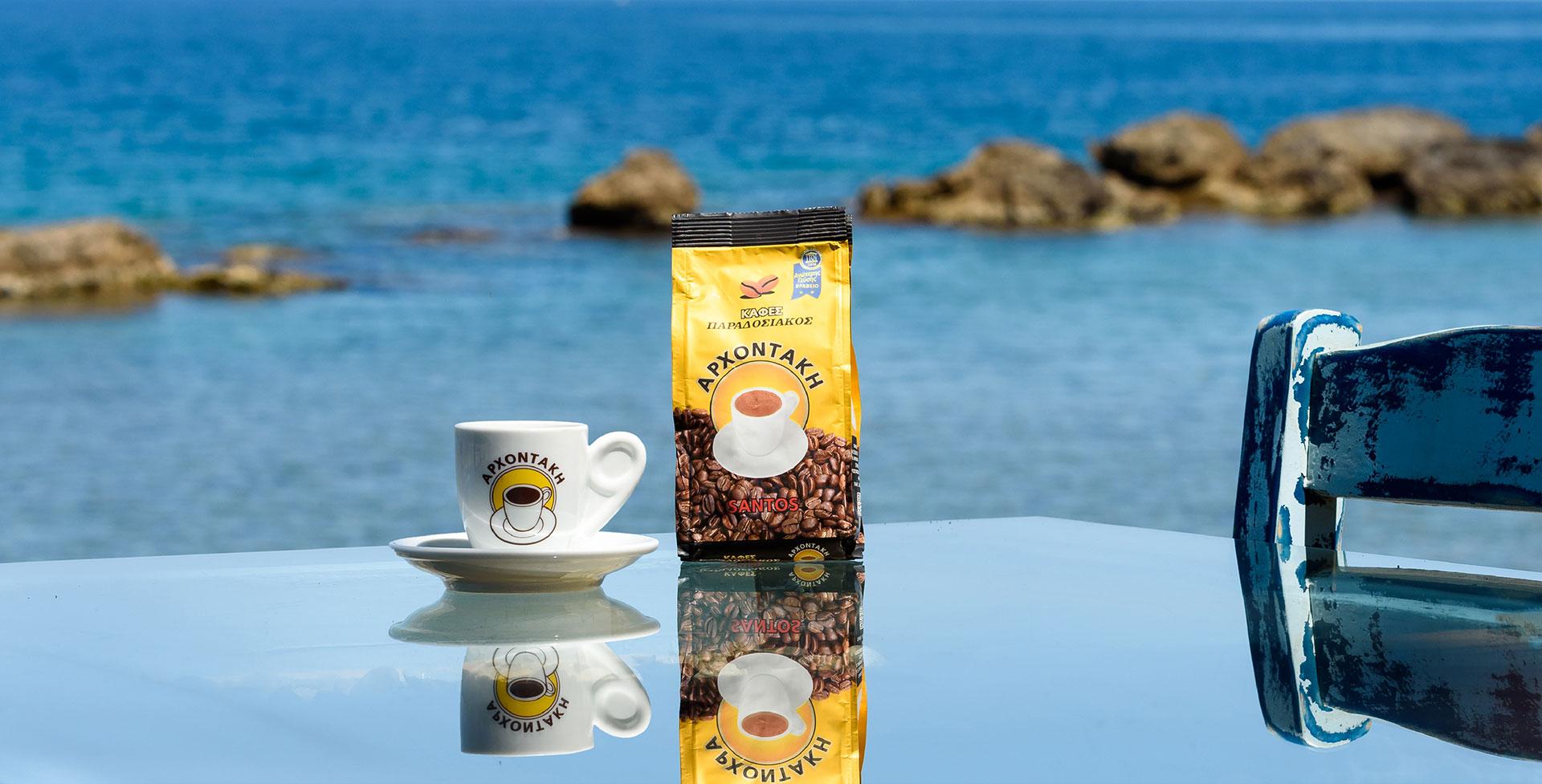 Καφές Αρχοντάκη - Ελληνικός